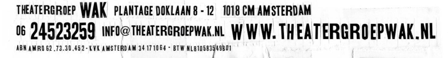 adresbalk WAK